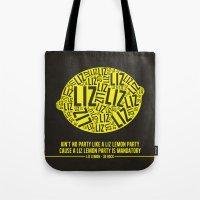 30 Rock - Liz Lemon Tote Bag
