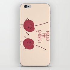 Le Flirt iPhone & iPod Skin