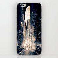 City Night iPhone & iPod Skin