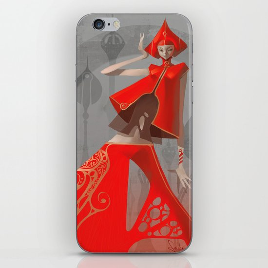 Pepper Fashion iPhone & iPod Skin