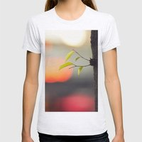 City life Womens Fitted Tee Ash Grey SMALL