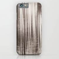 iPhone & iPod Case featuring Light in the Woods by Sirka H.