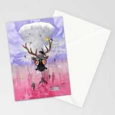 Ozone Is Dying Stationery Cards