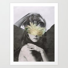 WOMAN 9/30 (2015) Art Print