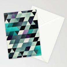 myga cyr Stationery Cards
