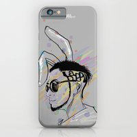 iPhone & iPod Case featuring Wish A Rocking Easter! by Olives Lo