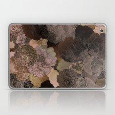 vintage floral shades Laptop & iPad Skin