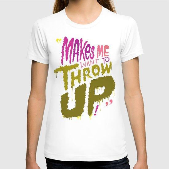 Spewing Santorum T-shirt