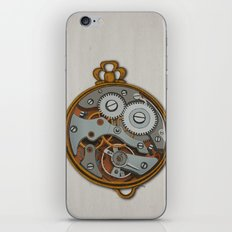 Pieces of Time iPhone & iPod Skin