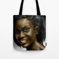 Poetess Heard Tote Bag