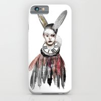 iPhone & iPod Case featuring Bunny Boy by Million Dollar Design