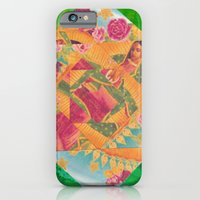 iPhone & iPod Case featuring Our Lady Of Guadalupe II by NikkiMaths