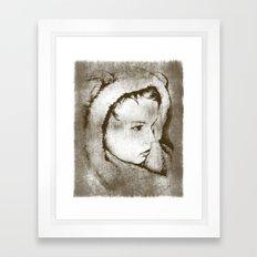 Lil' Bearboy Framed Art Print