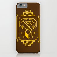 iPhone & iPod Case featuring Earth Dweller by Team Mongoose