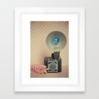 Traveler 120 Vintage Cam… Framed Art Print