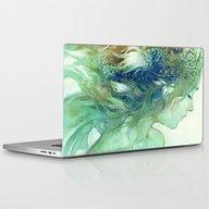 Comb Laptop & iPad Skin