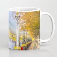 River Thames Path Mug
