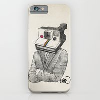 iPhone & iPod Case featuring how old school by Börg