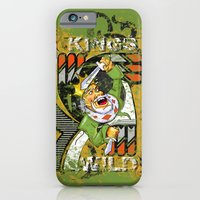 iPhone & iPod Case featuring KINGS by GONTERMAN