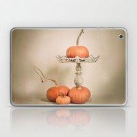 Autumn Pumpkin Laptop & iPad Skin