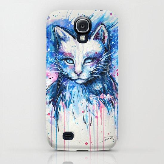 """Space cat"" iPhone & iPod Case"