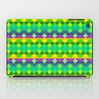 Diamonds iPad Case