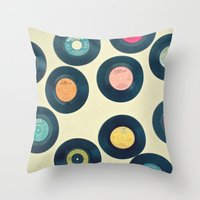 All Of Our Yesterdays Throw Pillow