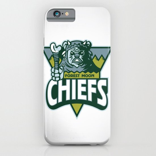 Forest Moon Chiefs iPhone & iPod Case