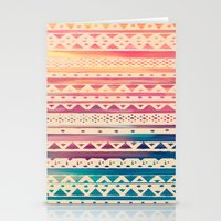 SURF TRIBAL II Stationery Cards