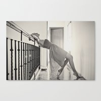Revive Canvas Print