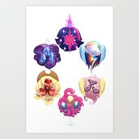 MLP: Altogether Now Art Print