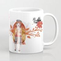 Alice Wonders Mug