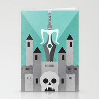 Castle Grayskull Stationery Cards