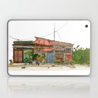 Tokyo Street 7 Laptop & iPad Skin