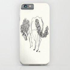 White horse Slim Case iPhone 6s