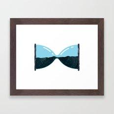 Time Less Framed Art Print