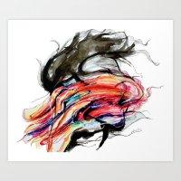 I want change Art Print