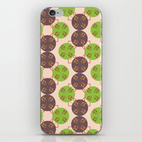 70s Inspired Pattern iPhone & iPod Skin