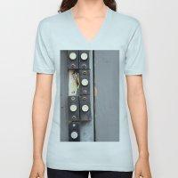 Doorbells Unisex V-Neck