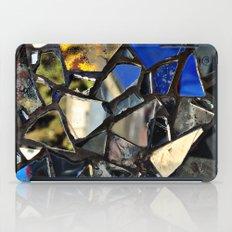 Closeup (PHOTO) of a Glass Mosaic iPad Case