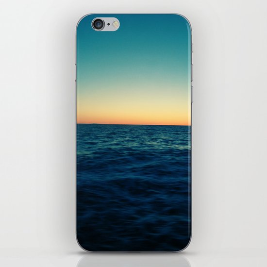 Ocean Skyline iPhone & iPod Skin