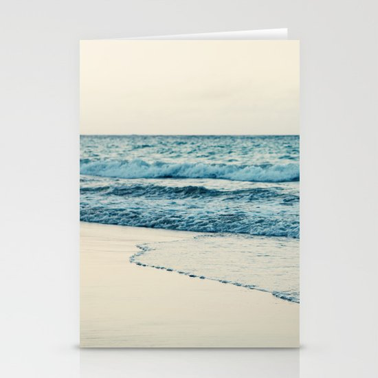 The Sea Stationery Card