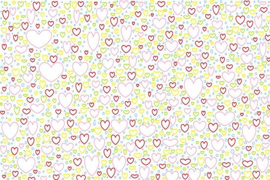Valentine  - JUSTART © Art Print