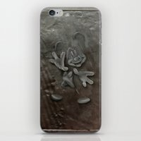 Mickey in Carbonite iPhone & iPod Skin