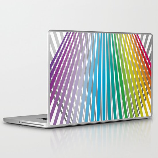 Shapes #31 Laptop & iPad Skin