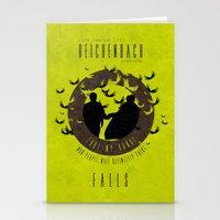 Take My Hand : Sherlock Stationery Cards