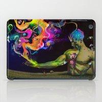Alchemy Resonance iPad Case
