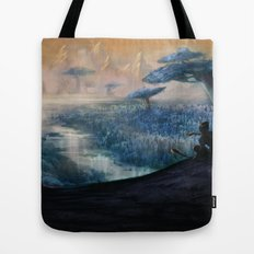Plavim Forest Tote Bag