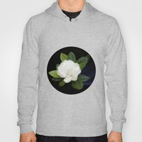 Gardenia in the garden - free shipping Hoody