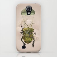Galaxy S4 Cases featuring Military by Tanya_tk